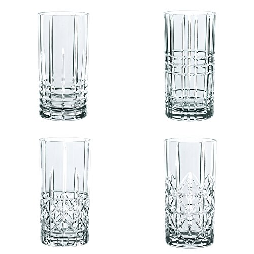 spiegelau nachtmann 4 teiliges becher set kristallglas 345 ml highland 0095906 0 resiako. Black Bedroom Furniture Sets. Home Design Ideas