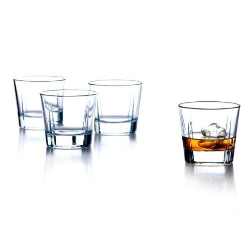 Rosendahl 25357 Grand Cru Schnapsglas, 6 Stück, 4 cl – Resiako