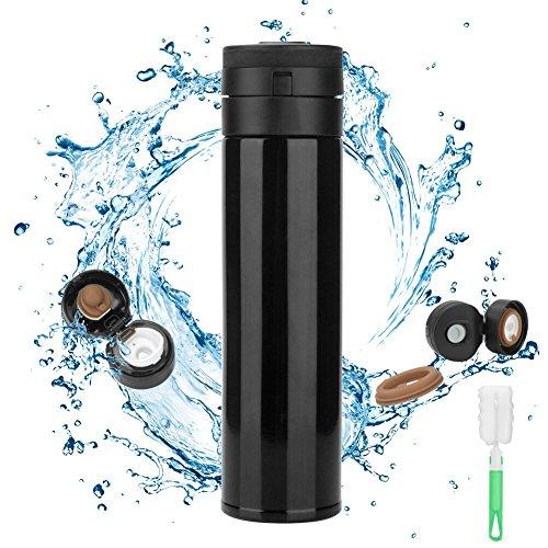 opard wasserflasche 1 liter fruit infuser sports trinkflasche water bottle tritan bpa frei mit. Black Bedroom Furniture Sets. Home Design Ideas