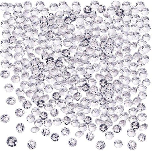 1000//5000Pcs Hochzeit Party Dekorationen Deko Tisch Kristalle Diamanten Acryl