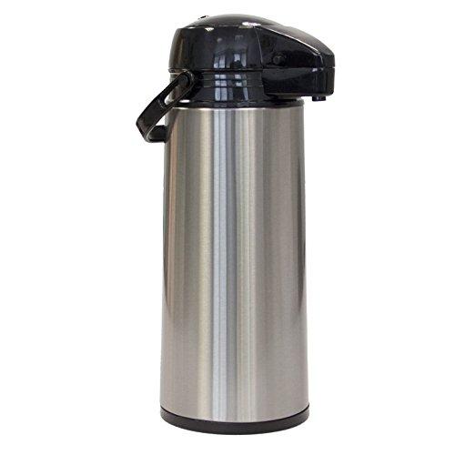 1 9 liter oxid7 pumpkanne thermoskanne isolierkanne airpot h lt gl hwein und andere. Black Bedroom Furniture Sets. Home Design Ideas